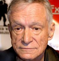 Hugh Hefner may be old, but he knows how to treat a lady.