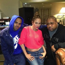 Jennifer Lopez brings out the big guns - A.K.A.