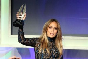 Here's another reason Jennifer Lopez is considered a living legend: