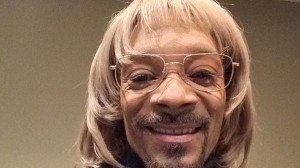 Snoop is a white woman