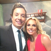Britney Spears And Fallon