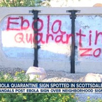 Ebola Quarantine Zone