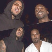 Ye and Breezy