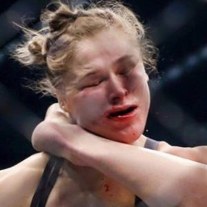 Rousey Beat Bad