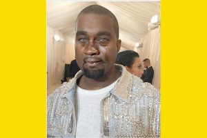 Kanye West Crying